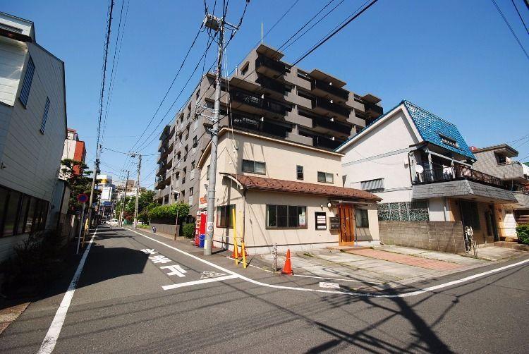 京王八王子駅からの道順