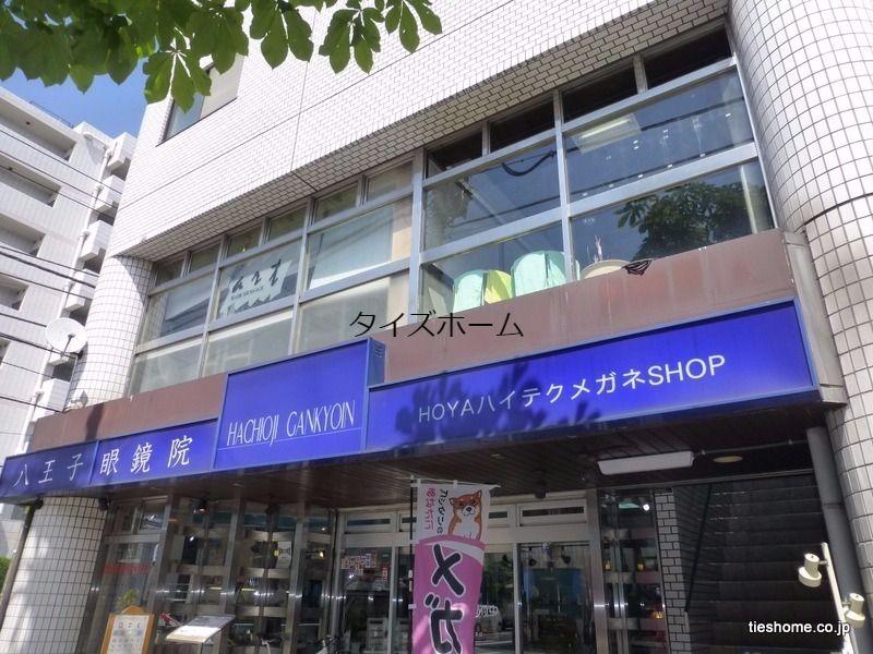 八王子駅南口から徒歩で約5分のオフィスや営業所向きの物件です。内装はとても綺麗です。 2階部分で階段使用となります。 外観