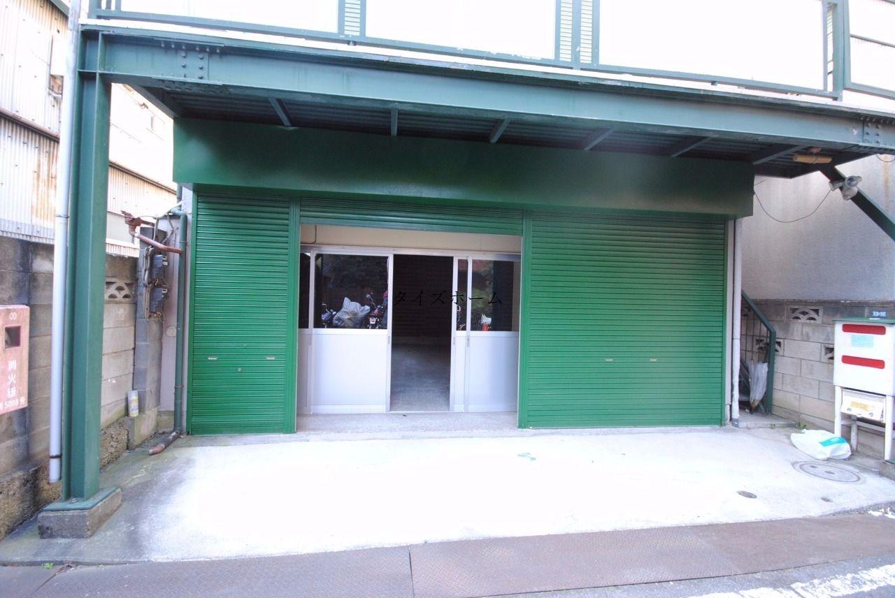 八王子市明神町4丁目の店舗・倉庫。京王八王子駅から徒歩で約3分。 外観