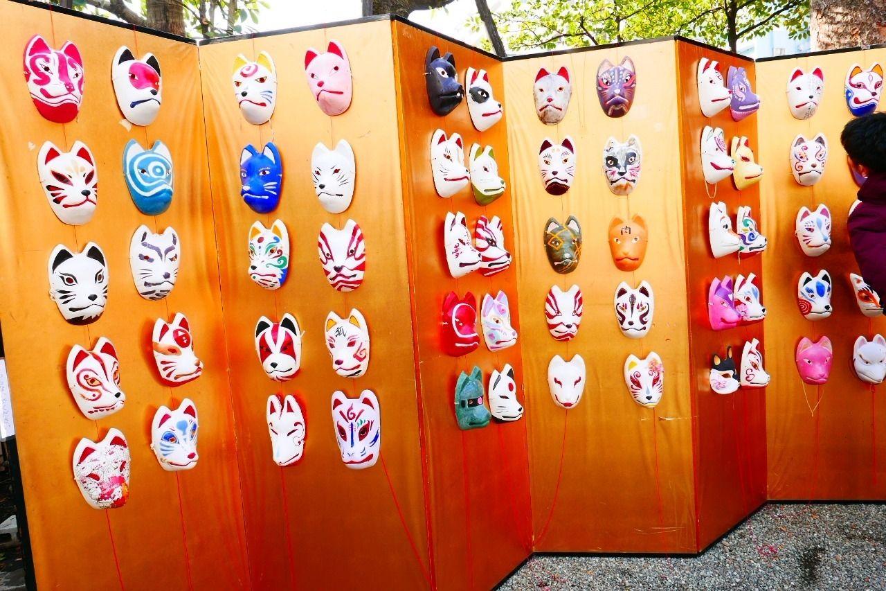 子安神社で初午祭を開催!